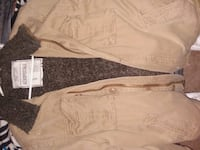 Mens Areopostal construction  coat  Louisville, 40272