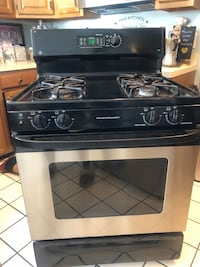 GE Spectra gas stove