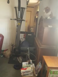 boflex xtl with lat bar and leg ext. Rossford, 43460