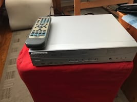 Silver Electrohome DVD Player