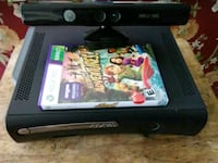 black Xbox 360 game console Washington
