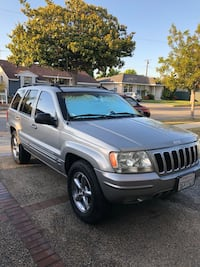 Jeep - Cherokee - 2002 Long Beach