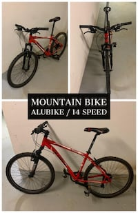 Alubike 14 speed mountain bike Troy, 48084