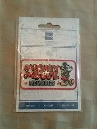 Mickey Mouse memories patch  North Oaks, 55127