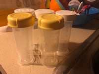 Medela Breast Pump & 60 ML storage bottles Capitol Heights, 20743