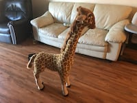 Giraffe stuffed animal Lake Ridge, 22192