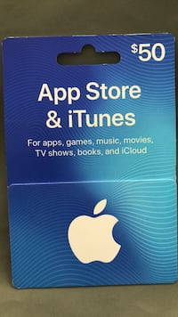 iTunes & App Store Gift Card New York, 11212
