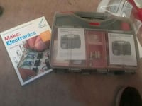 make elctronics book with nib electronics kit Mount Holly, 08060