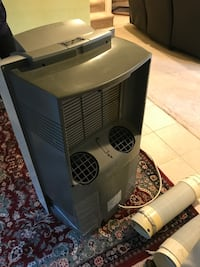 Portable air conditioning unit Charlotte, 28215
