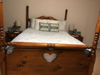 QUEEN BEDFRAME Whitby, L1P 1S2