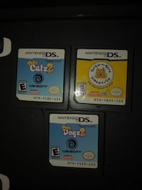 Nintendo ds games Palmdale, 93535