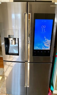 stainless steel french door refrigerator Franklin Lakes, 07417