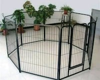 "Brand new in box 40"" tall dog playpen"