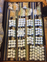 Golf Balls and Tees Trenton, K8V 1Z5