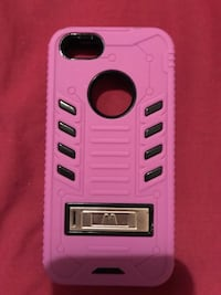 pink and black smartphone case West Point, 40177