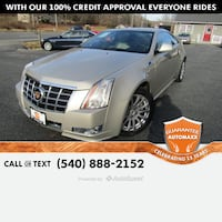 2013 Cadillac CTS Performance Stafford, 22554