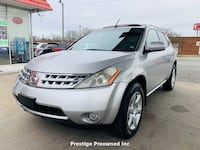 Nissan Murano 2006 Burlington