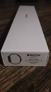 Apple Watch - 42mm Space Grey *Brand New* Vancouver, V6B