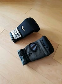Boxing gloves-Medium-barely used  Mississauga, L4Y 3M5