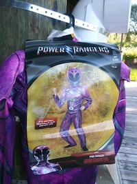 Power Rangers Costume S/P (4-6X)   Montgomery Village, 20886
