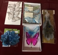 Butterflies and Peacocks For Sale - New
