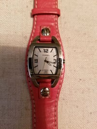 Fossil Watch with leather strap