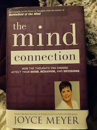 The Mind Connection by Joyce Meyer book