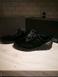 Ecco men's golf cage pro size 42 will fit 8-9 feet