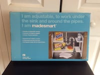 Adjustable Under the Sink Organizer (New) Hyattsville, 20782