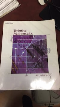Technical Mathematics Toronto, M3K 1C4
