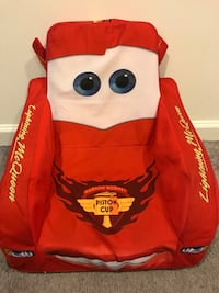 Toddler Lightning McQueen Chair Frederick, 21704