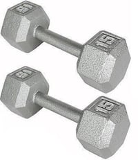 Pair of 15 lb Dumbbells Gaithersburg