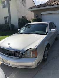 Cadillac - DTS - 2002 Lake Worth