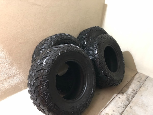Used Tires San Jose >> Tires 35x12 50r17
