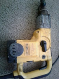 yellow and black DeWalt cordless power drill Charlotte, 28202