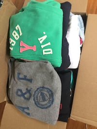 All clothes great condition (20+ different kinds) Torrance, 90501
