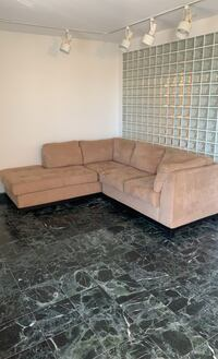 Used Black Friday Special Sectional Amp Ottoman Only 599