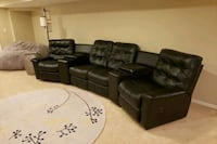 Lane home theater seating sectional  Sykesville, 21784