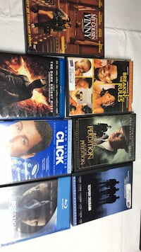 DVD's - $2 each Vaughan, L4H 1M1