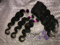 Unprocessed virgin hair  Toronto, M3N