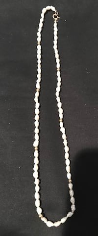 Vintage Seed Pearl Necklace