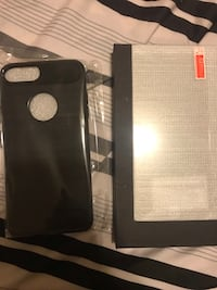 iPhone 8plus Case with Screen protector 2314 mi