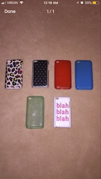 iPod 4 cases Ottawa, K4A 0K4