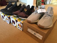 Adidas Yeezys and Ultra Boost Carlsbad, 92009