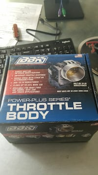 Bbk aftermarket throttle body