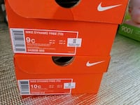 Nike toddler shoes 9c and 10c Mississauga, L5M 4R1