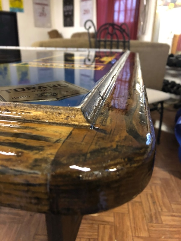 Man cave table/ game table/