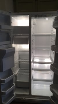 white side by side refrigerator Rockledge, 32955