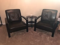 Leather Lounge Chairs Upper Marlboro, 20774