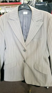 white and gray suit jacket St. Catharines, L2P 2T1